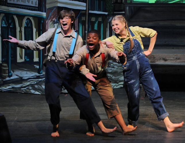 A Night In New Orleans: A Magic Tree House Adventure | Broadway