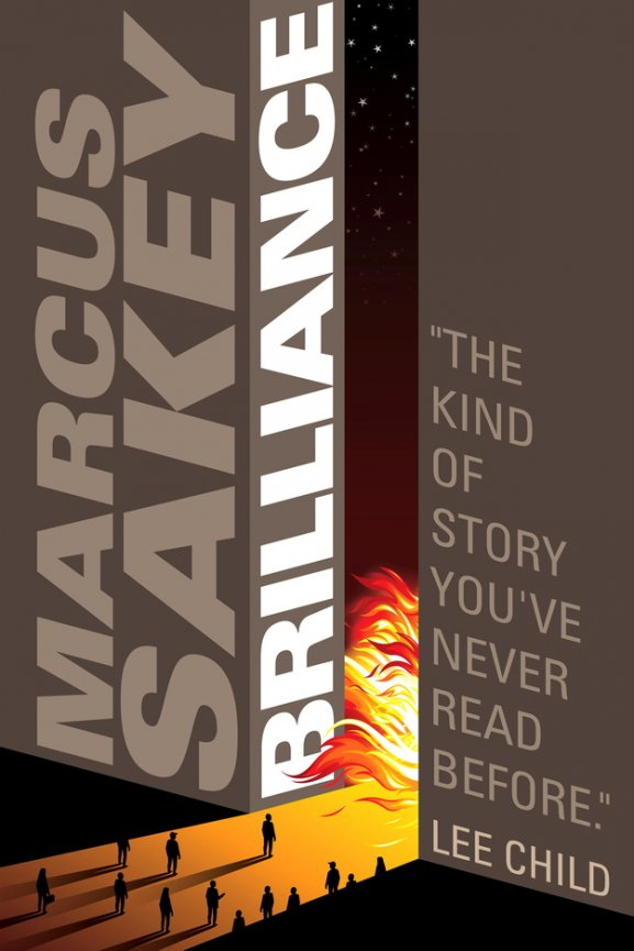 Author Marcus Sakey Talks Superpowers, Science Fiction, And World