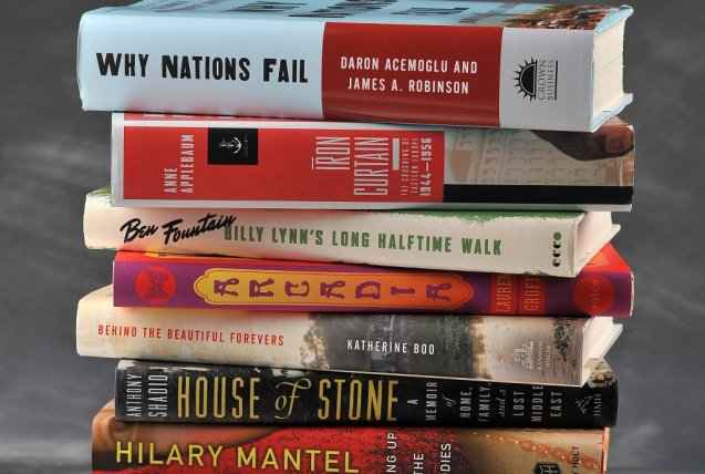 Best of 2012: 50 notable works of nonfiction - Washington Post