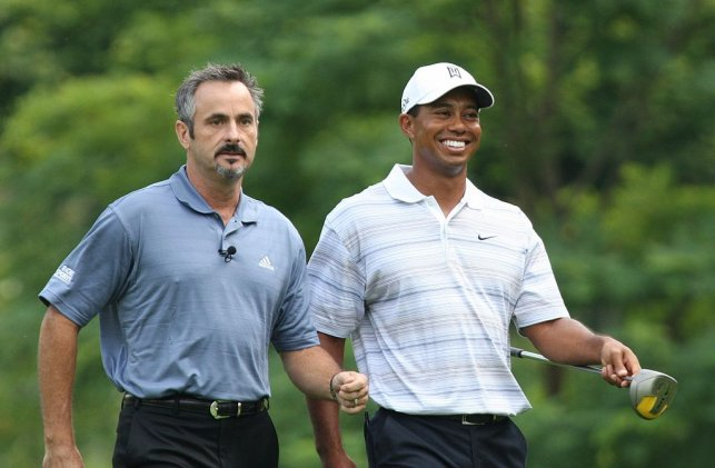 File:David Feherty and Tiger Woods.jpg - Wikimedia Commons