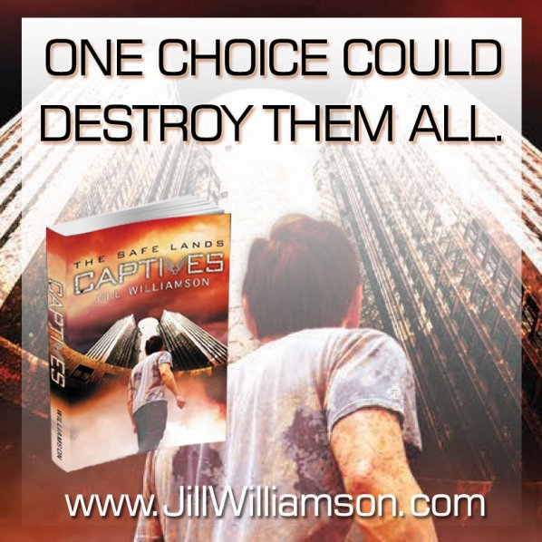 Find Books for Christian Teens! | Jill Williamson