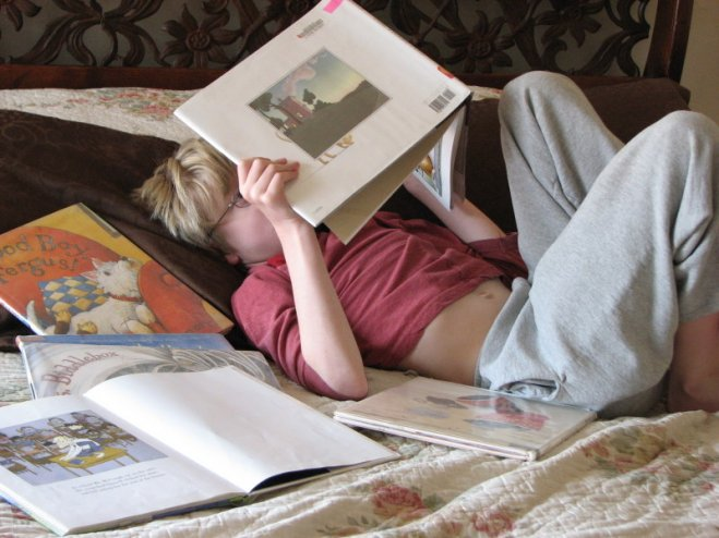 Heather Newman Illustrations: Creating Reluctant Readers and