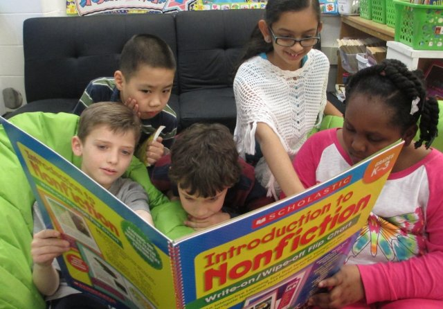 Navigating Nonfiction Text in the Common Core Classroom: Part 1