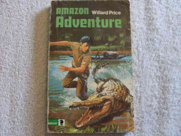 Thriller & Adventure - Amazon Adventure - Willard Price was sold