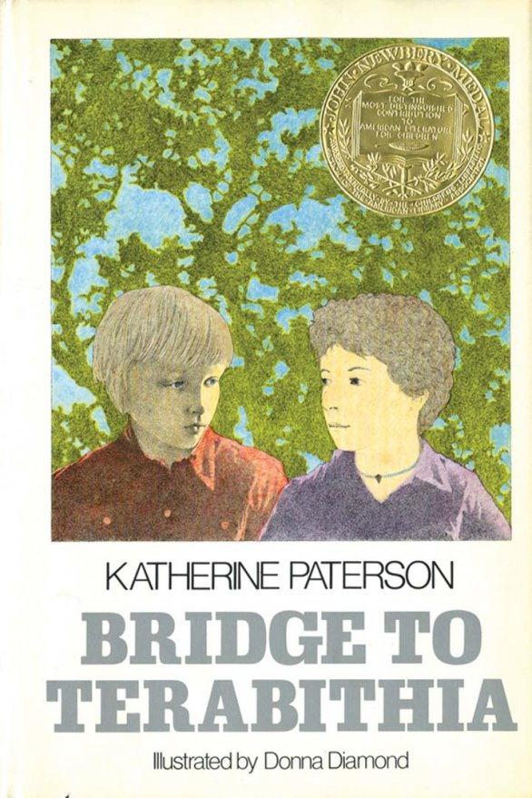 Top 100 Children s Novels Poll #10: Bridge to Terabithia by