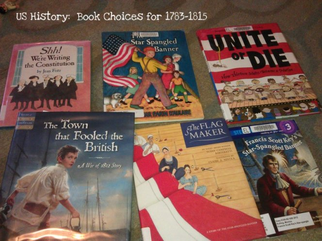 US History Unit 4 Recap: New Nation/War of 1812 | Homeschool