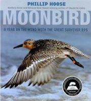 Moonbird: A Year on the Wind with the Great Survivor B95, written by Phillip Hoose