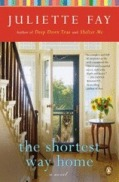 Shortest Way Home Best Books 2012: Womens Fiction