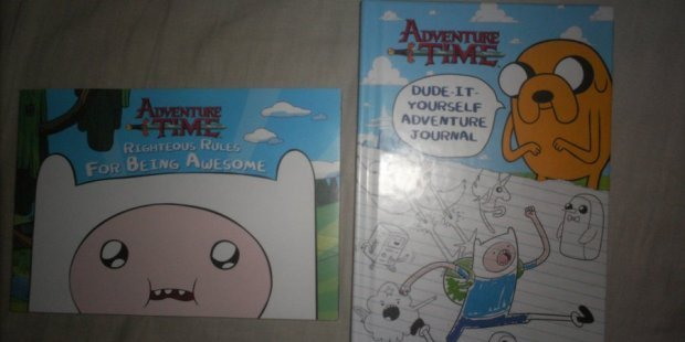 Adventure Time Books