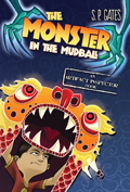 The Monster in the Mudball cover