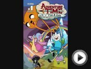 Adventure Time: The Comic Book Series …