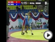 Best of Greco Roman Wrestling 2012