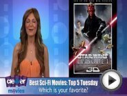 Best Science Fiction Movies: Top 5 Tuesday