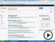 How to Get Free PDF eBOOk Download