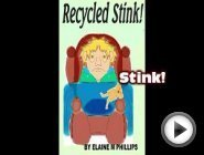 How to recycle and reuse book for kids …