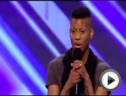 Lascel Wood - X factor audition 2011