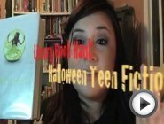Library Book Haul: Halloween Teen Fiction