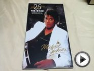 Michael Jackson Thriller 25th Anniversary Book