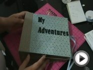 My Adventure Book Mini Album