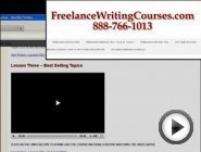 Non Fiction Writing Course - Part Four - …