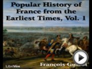 Popular History of France from the …