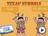 Texas Symbols- Non-Fiction Book Trailers