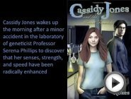 Trailer for Cassidy Jones Adventures …