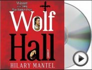 Wolf Hall by Hilary Mantel--Audiobook …